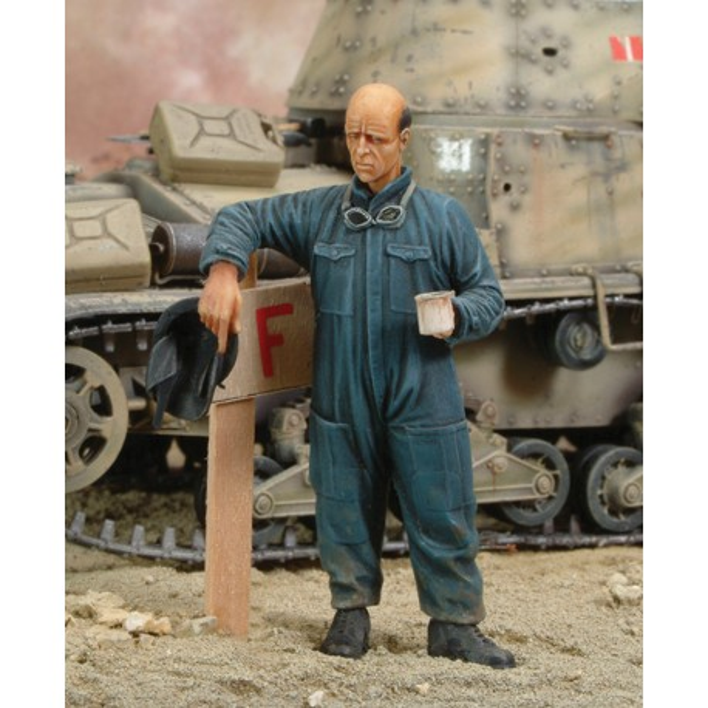 Italian tanker - WWII (1/35)