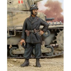 Italian NCO tanker - WWII (1/35)