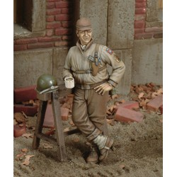 U.S. Soldier at break - WWII (1/35)