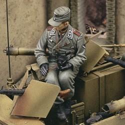 "German tanker ""Herman Goring""-WWII  (1/35)"