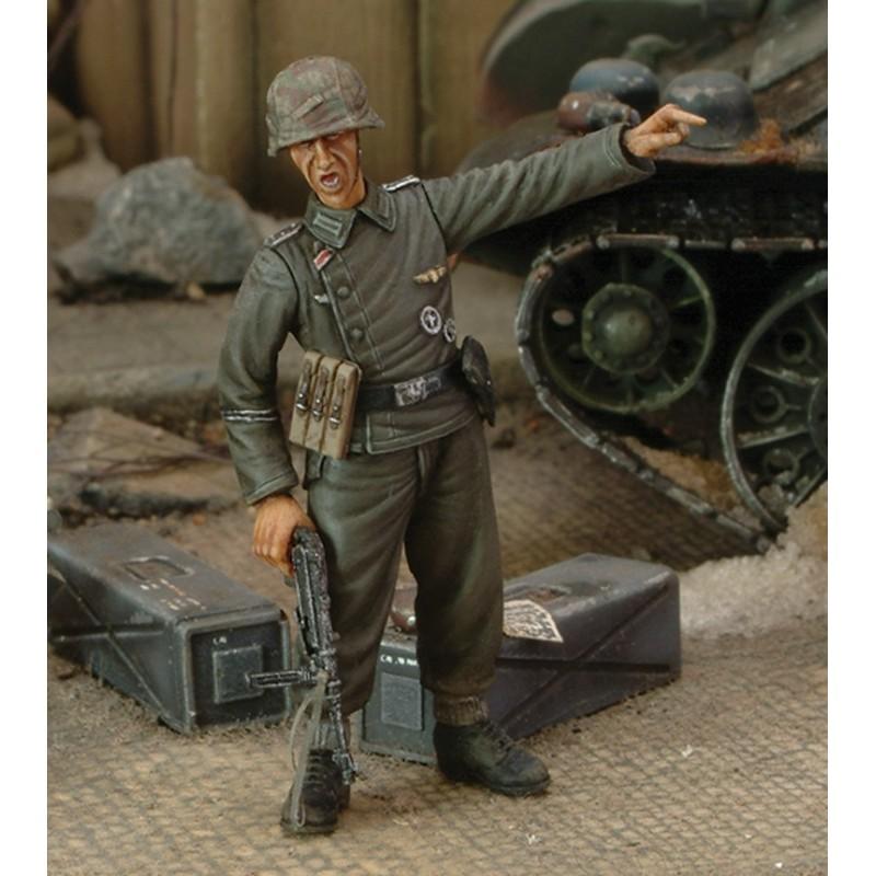 """Panzer - Pionier Bataillon 124 """"Vienna '45"""" (1/35)"""