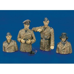 Waffen SS Tiger I crew - WWII (1/35)