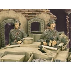 Stug III crew - WWII (1/35)