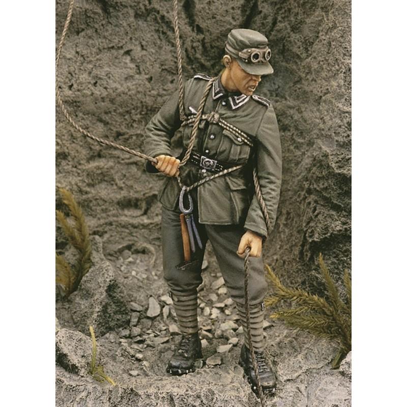 Unterofrizier Gebirgstruppe - WWII (1/35)