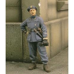 "Italian Officer ""Btg. Azzurro"" WWII (1/35)"