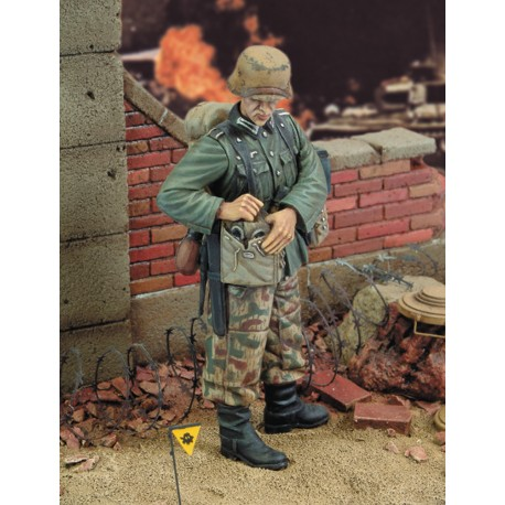 German engineer - WWII (1/35)