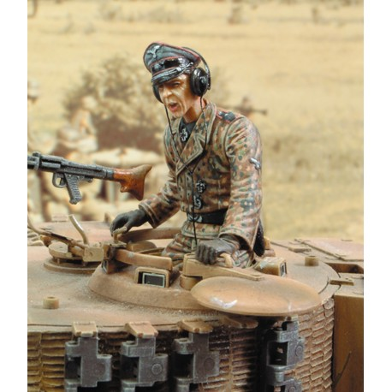 Tiger Tanker - WWII (1/35)