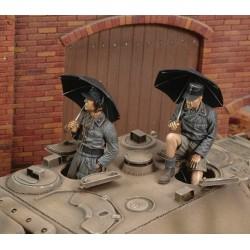 "German Tankers ""Italy 1944"" (1/35)"