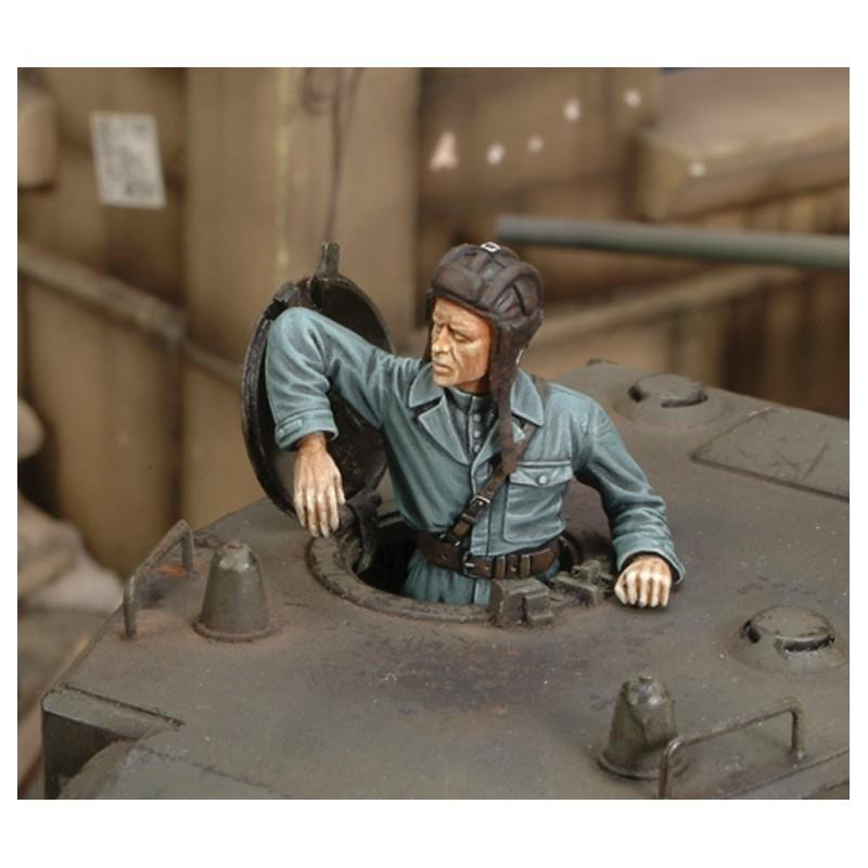 Soviet Tanker - WWII (1/35)