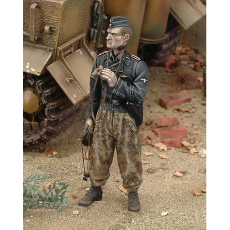 """SS-Scharfuhrer """"Poland 1944"""" (1/35)"""