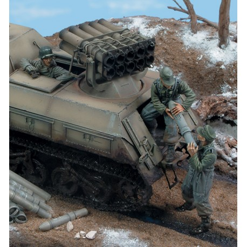 Panzerwerfer 42 Crew - Russia '42 (1/35)
