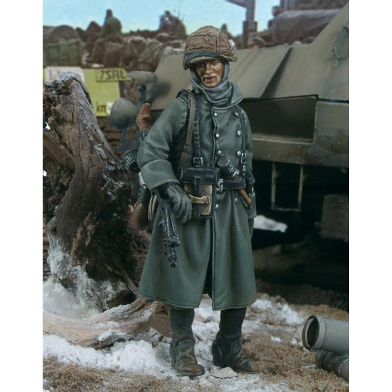 SS Machine Gunner - WWII (1/35)