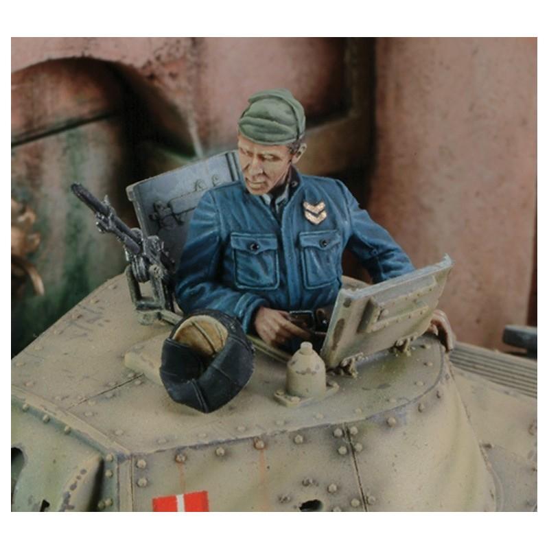 Italian Tanker - Part. 1 - WWII (1/35)