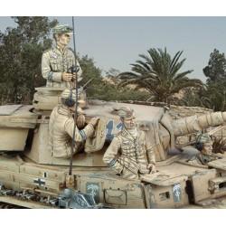 """Pz. Kpfw. IV Ausf. E """"Crew"""" (1/35)"""