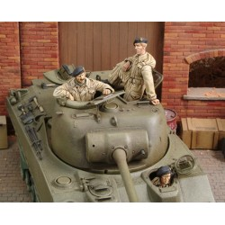 Fire Fly Tank Crew (1/35)