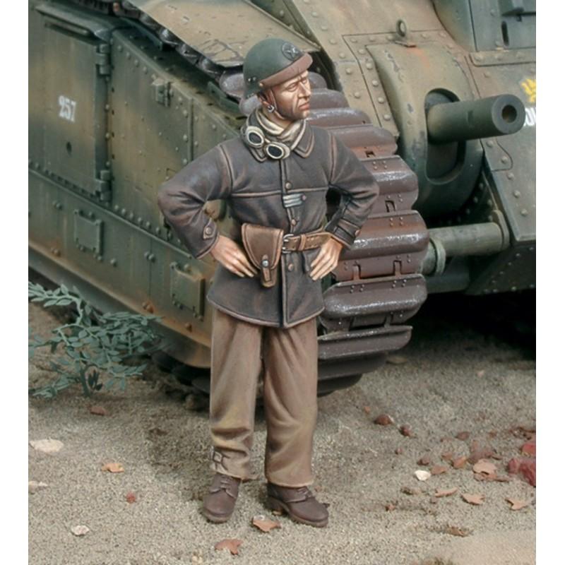 France Tanker - WWII (1/35)