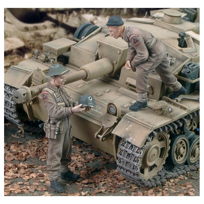 British Infantry - WWII (1/35)