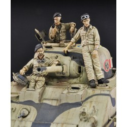 "Sherman Clive ""crew""  (1/35)"