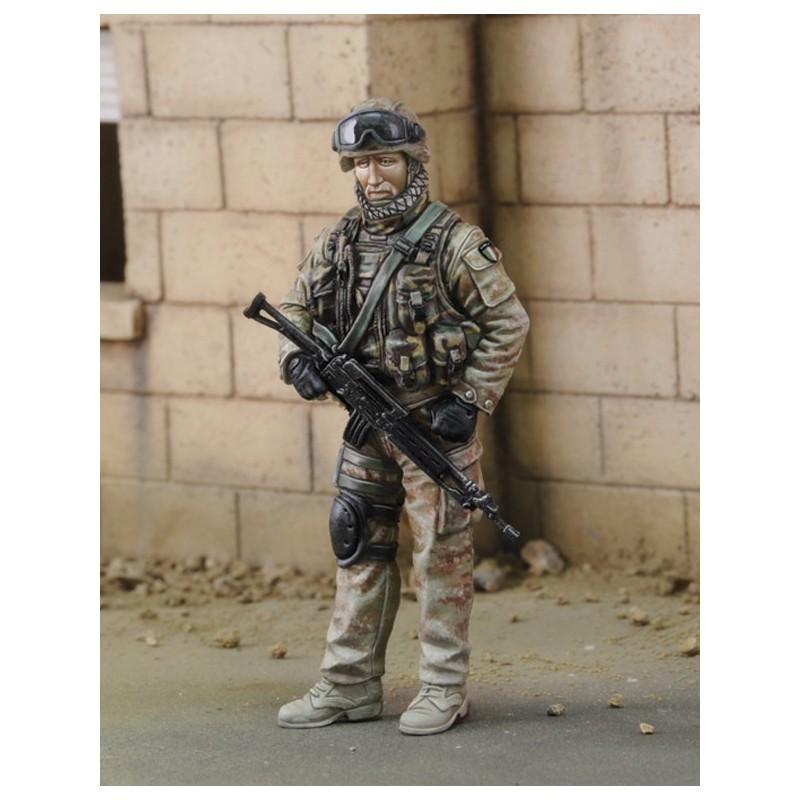 "Italian alpine soldier ""Afganisthan 2008/9"" (1/35)"