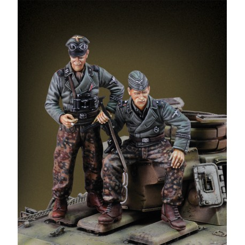Tenente e Maresciallo dei cavalieri di Lodi (1/35)