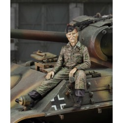 Crewman SS Panzerdivision - WWII (1/35)
