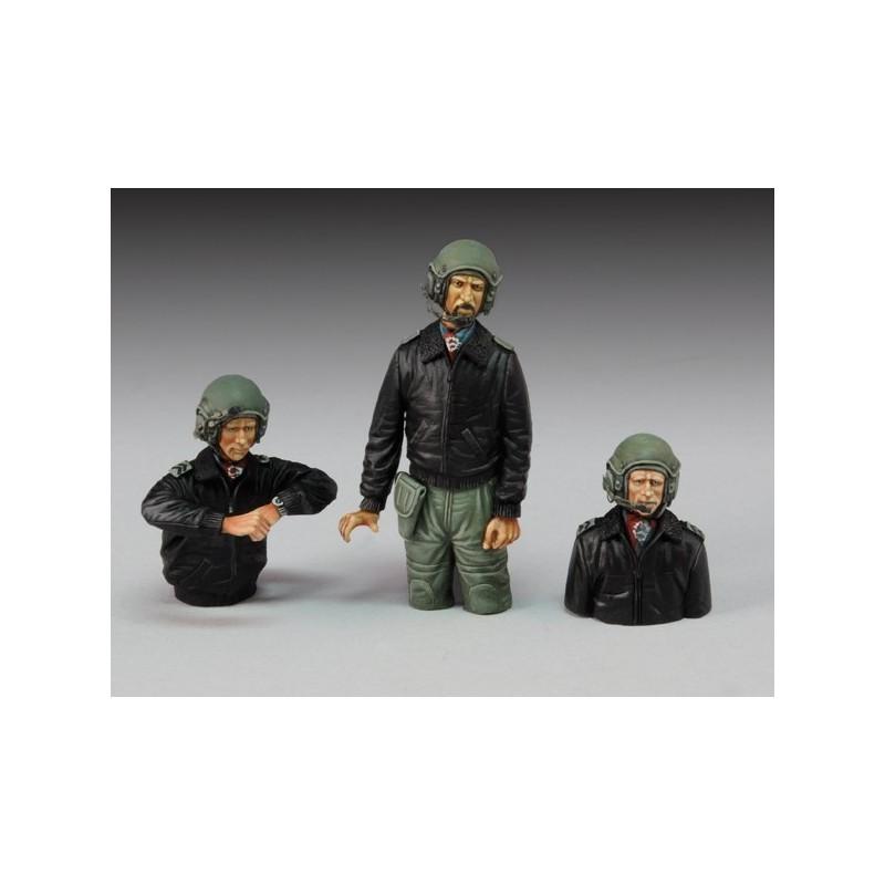Modern italian tank crew - No.2 (1/35)