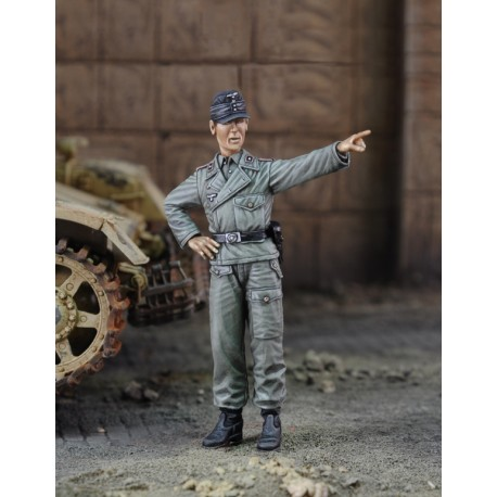 "Panzer IV crewman ""Normandy 1944"" (1/35)"