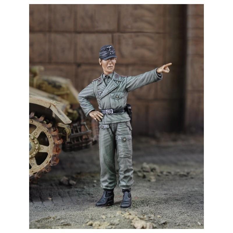 "Panzer IV crewman ""Normandy 1944"" (1/35)"