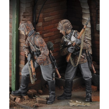 SS Grenadiers - WWII (1/35)