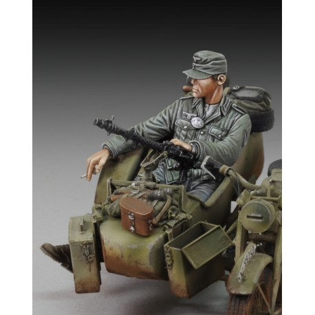 "German infantry ""Cigarette Break"" - WWII (1/35)"