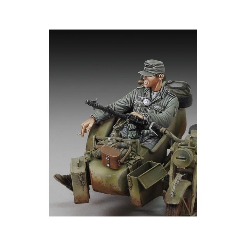 """German infantry """"Cigarette Break"""" - WWII (1/35)"""