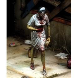 """Nurse zombie """"Zombies serie"""" (1/35)"""