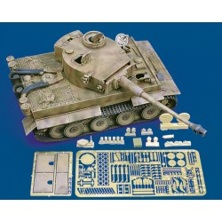 """Tiger I """"Early version"""" (1/35)"""