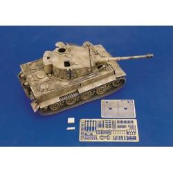 "Tiger I ""Late version"" (1/35)"