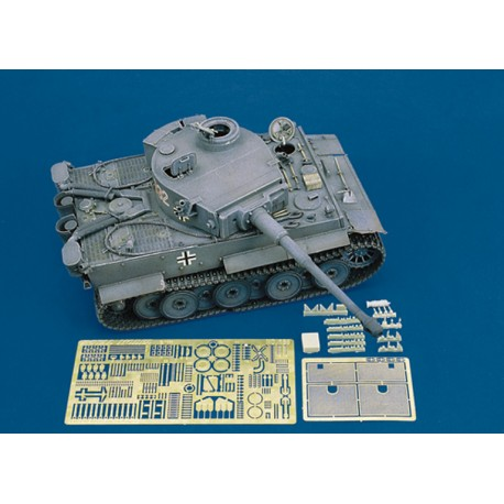 "Tiger I ""Fruhe produktion"" (1/35)"