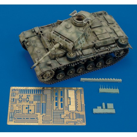 Panzer III Ausf. L (1/35)