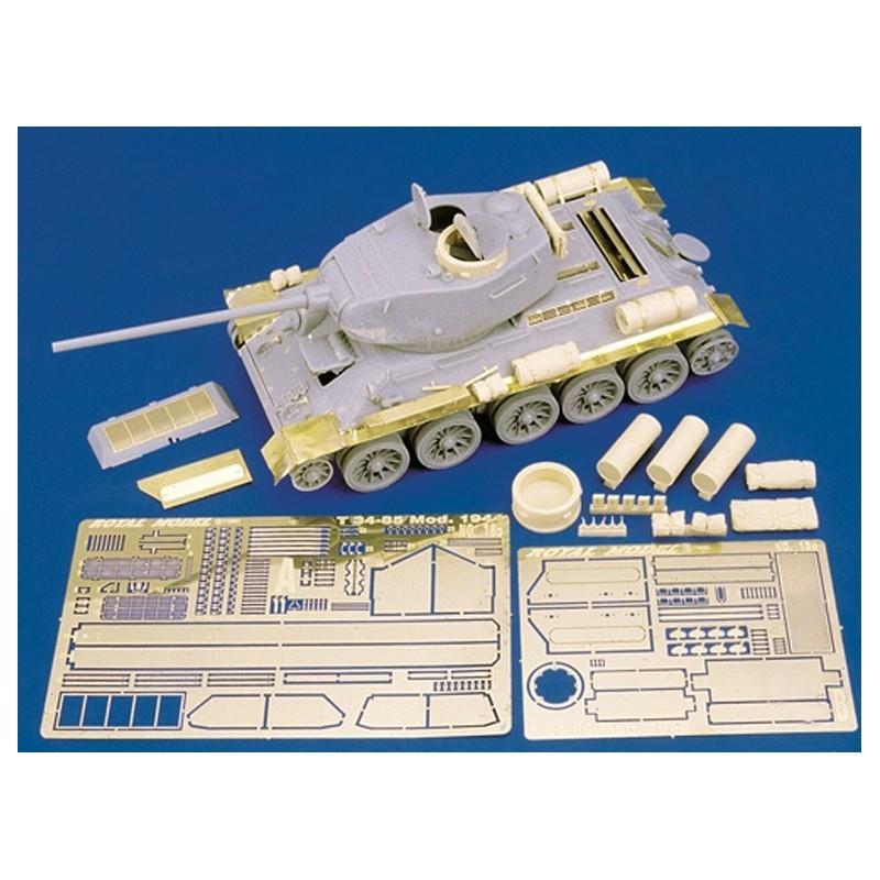 T 34 - 85 Mod. 1944 - Part 1 (1/35)