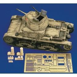 Italian tank M 13/40 (1/35)