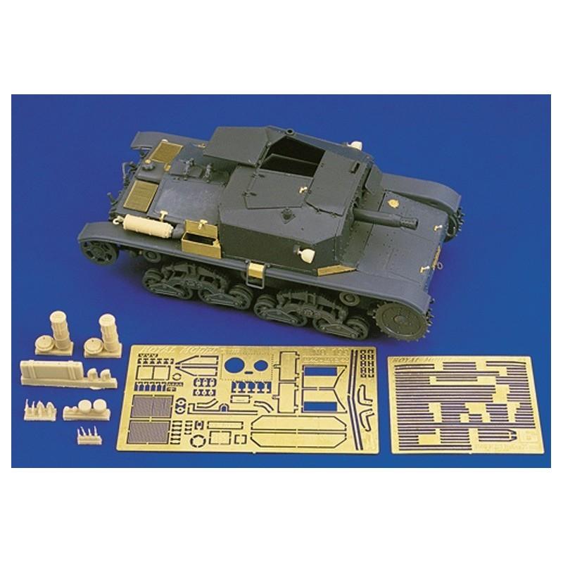 Italian tank M 40 75/18 (1/35)