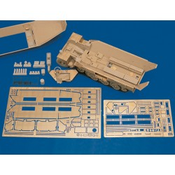 Sd. Kfz. 251D - Part 2 (1/35)