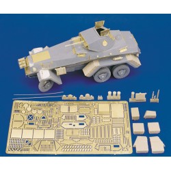 Sd. Kfz. 231 (6 rad) Armored Car (1/35)