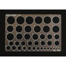 Spray masking stencil No. 2 (per AFV in 1/35 e tutte le altre scale)