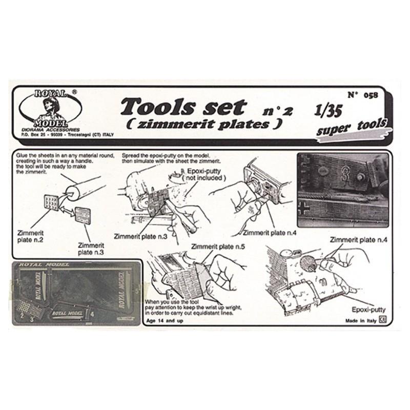 Tools set no. 2