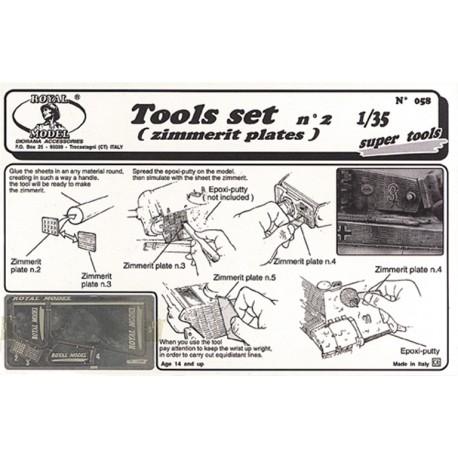 Tools set no. 2