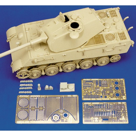 "German King Tiger ""Porsche turret"" (1/35)"