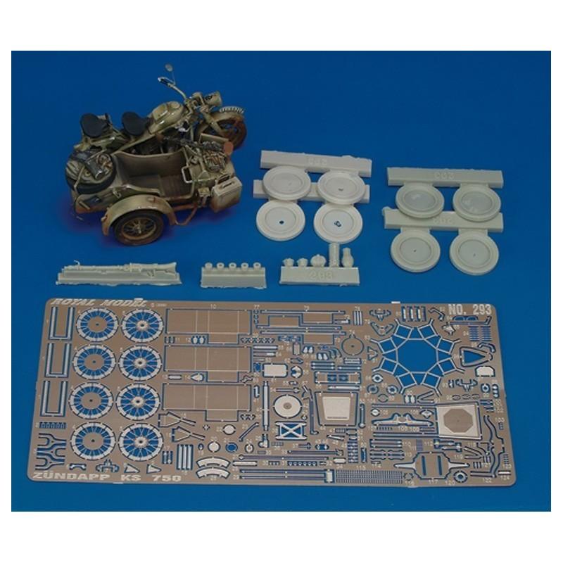 Zundapp KS 750 (1/35)