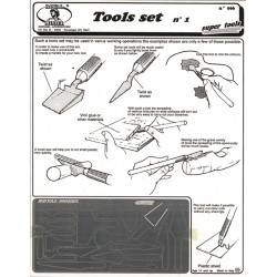 Tools set no. 1
