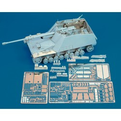 """Hornisse-Nashorn"" Sd. Kfz. 164 - Part 1 (1/35)"