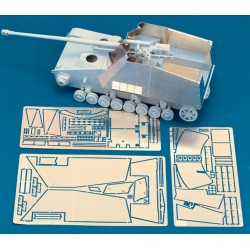 Sd. Kfz. 164 HORNISSE - Part 2 (1/35)