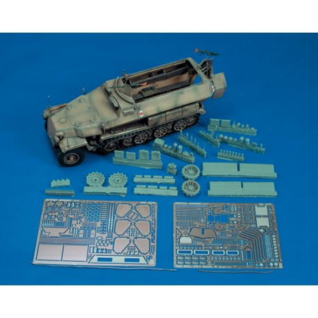 Sd.Kfz. 251C - Part 1 (1/35)